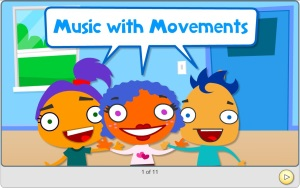 Preschool: Music with Movements