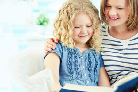 A Parent's Role in the World of Words and Vocabulary