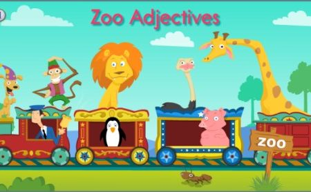 First Grade Reading Zoo Adventure