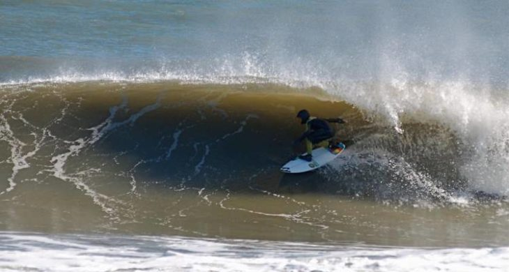 professional surfing
