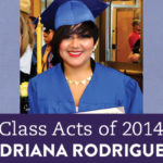 The odds were not in Adriana's favor when she became a teen mom in 10th grade, but online education gave her the flexibility she needed to earn a diploma.