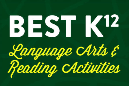 Best reading games and activities