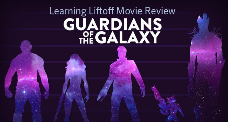 Gaurdians of the Galaxy Review