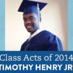 Timothy was a victim of bullying, but used his experience to help others. As the founder of an anti-bullying organization, he is now able to reach his peers through music.