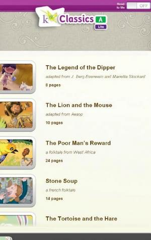 K12 Reading Apps for students