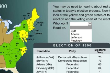 Jefferson's election