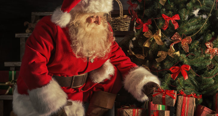 Santa Claus History: How St. Nicholas and Kris Kringle Became Santa ...