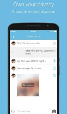 Jott is one of the hottest messaging apps of the year, and has found massive popularity with teens.