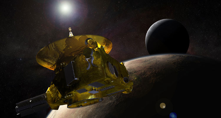 NASA's New Horizons Brings Pluto to Families' Living Rooms ... on New Horizons Living Room  id=74095