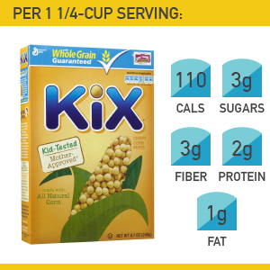 Healthy Snack Of The Week Cereal It S Not Just For
