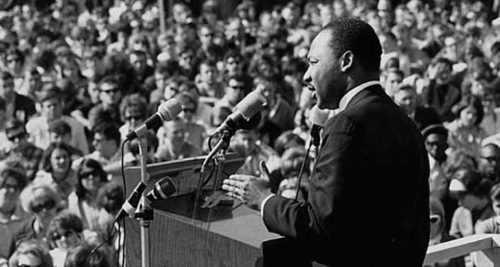 What The New Martin Luther King Jr Speech Teaches Kids Today