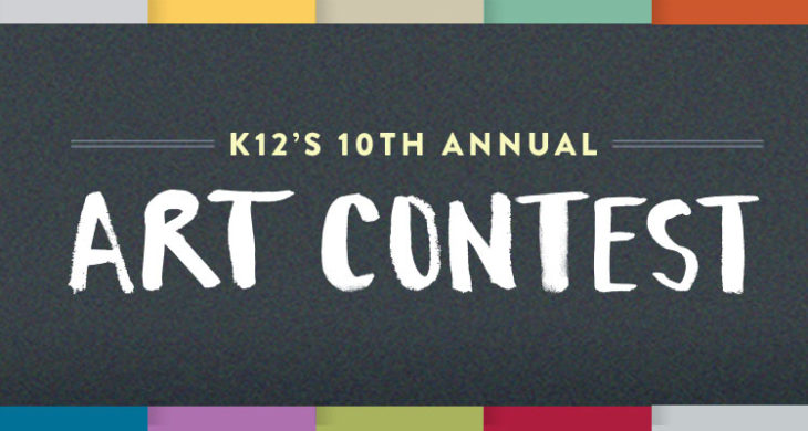 Kids' art is a fun way for students to explore their creative side. Share what the decades look like to you in K12's 10th annual Art Contest.