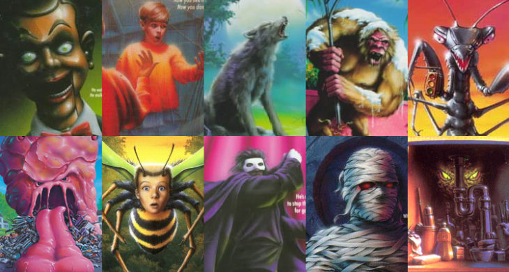 10 Goosebumps Books and the Classic