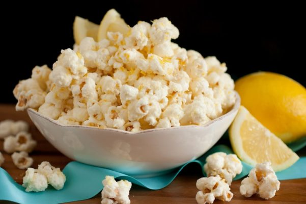 Healthy Snack of the Week: Please Pass the Popcorn - Learning Liftoff
