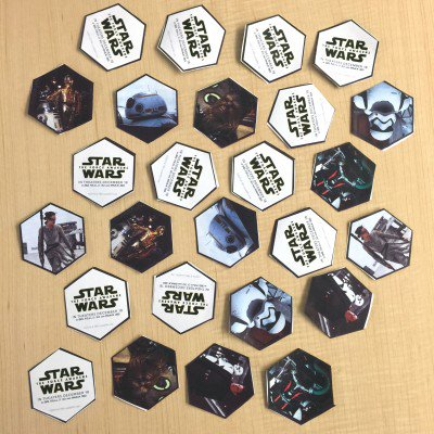 photograph relating to Star Wars Printable Activities called No cost (and Spoiler-Free of charge) \