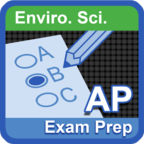 icon for enciro. sci. exam prep