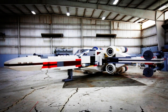 LEGO Star Wars Event- Hangar Preview