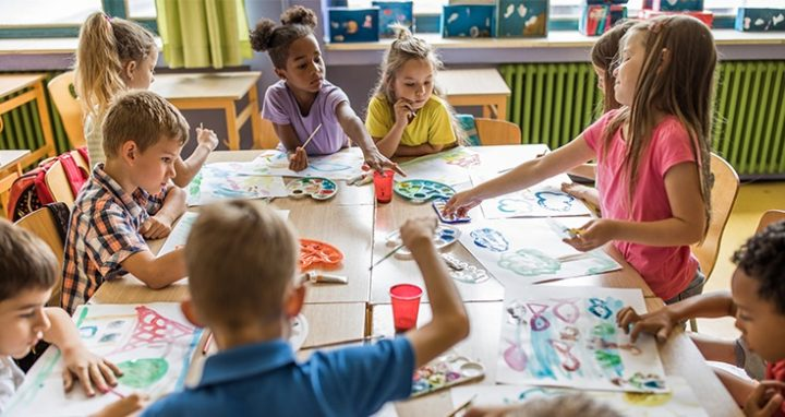 How Arts in Education Impacts Grades