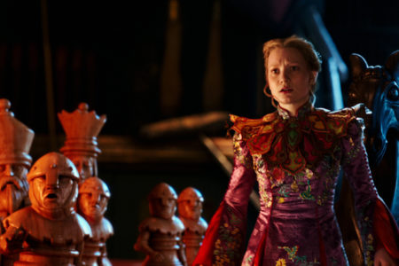 "Is Disney's movie ""Alice Through The Looking Glass"" appropriate for kids. Read this review to find out."