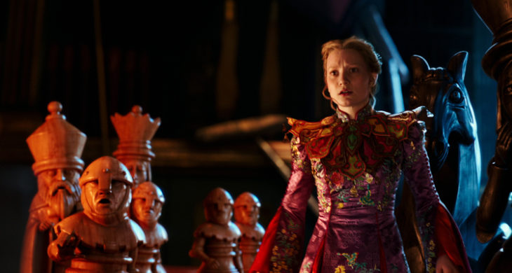 """Is Disney's movie """"Alice Through The Looking Glass"""" appropriate for kids. Read this review to find out."""