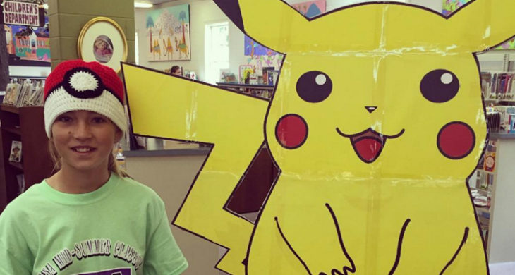 Washington County Public Library - Pokemon Go