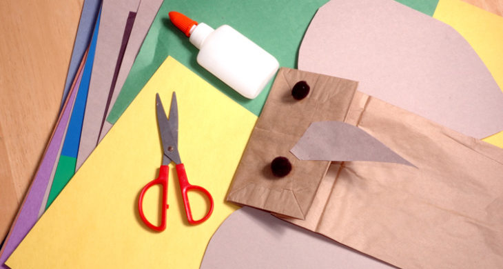 5 Paper Bag Crafts Kids Will Love Learning Liftoff