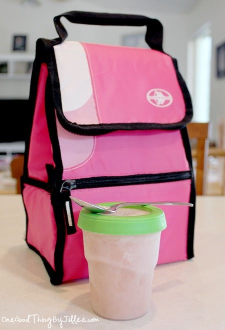 Smoothie and Lunchbox