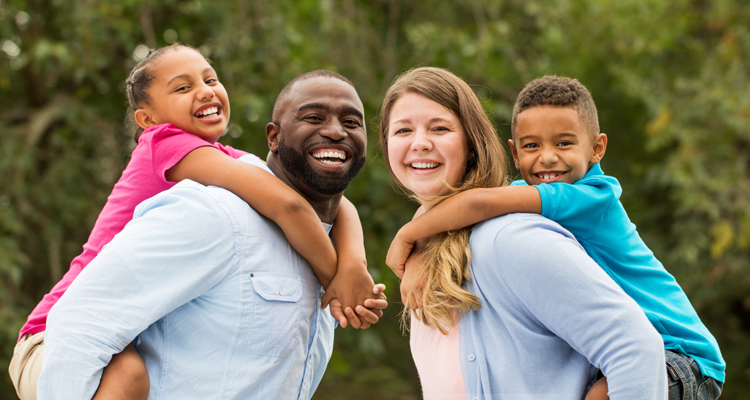 thoughts on creating unity within a blended family