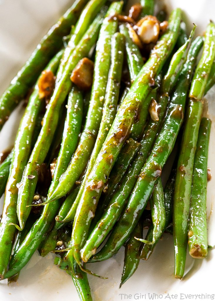 Heavenly Green Beans