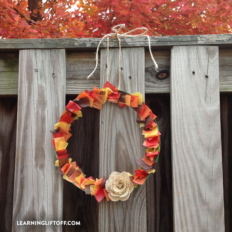 craft wreath