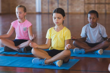 meditation in school