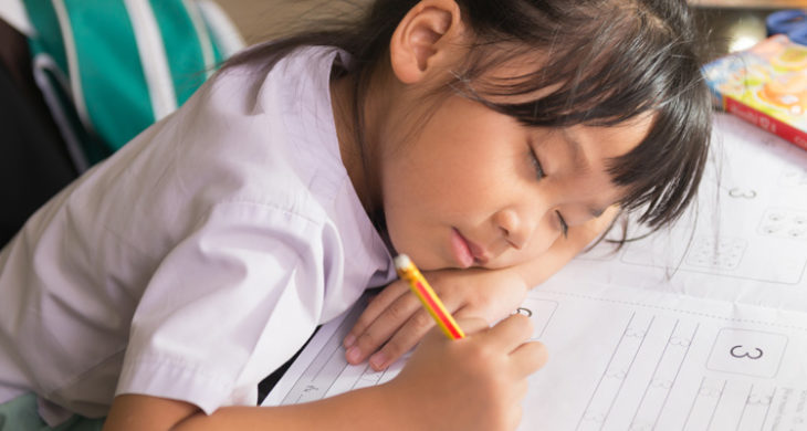 The Link Between Learning And Child >> How Just A Little More Sleep Can Change A School Grade Learning