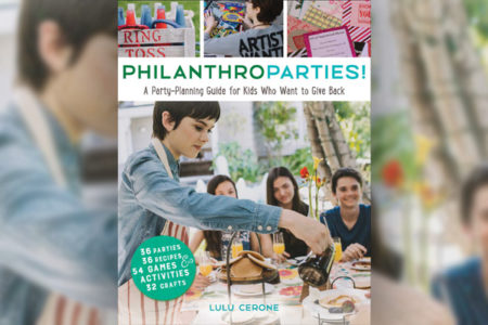 Philanthroparties! book cover
