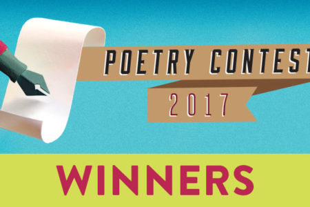 Announcing the winners of the 2016 Favorite Fictional Character in Literature Poetry Contest!