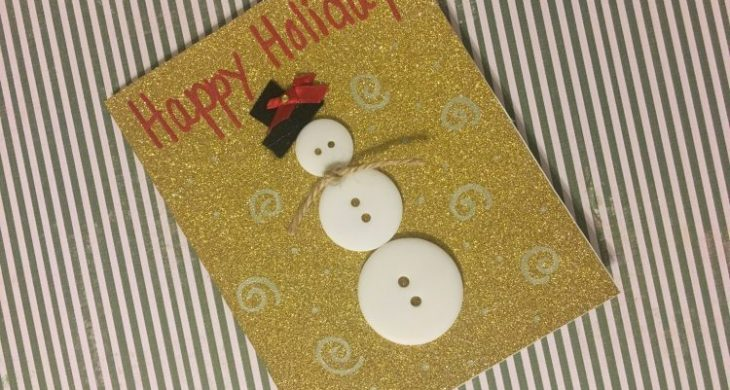 Homemade Christmas Cards.5 Diy Christmas Cards Learning Liftoff