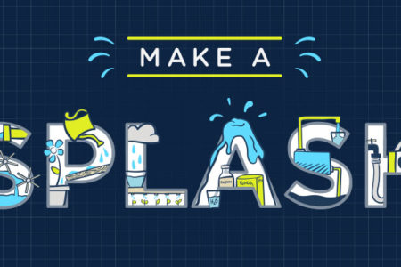 Inspire STEM Education using water in the annual STEM Contest, and show everyone what machine you can create for a chance to win. Ends March 9, 2018.