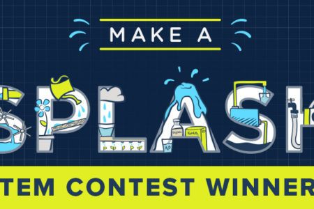 The 2018 Make a Splash STEM Contest was a success! Help us in congratulating all of our winners!