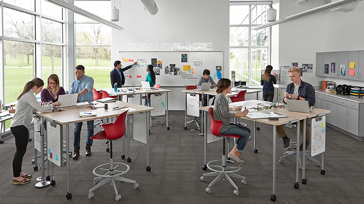 How A Creative Classroom Design Benefits Students