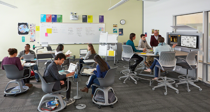 Unique Classroom Design ~ How a creative classroom design benefits students