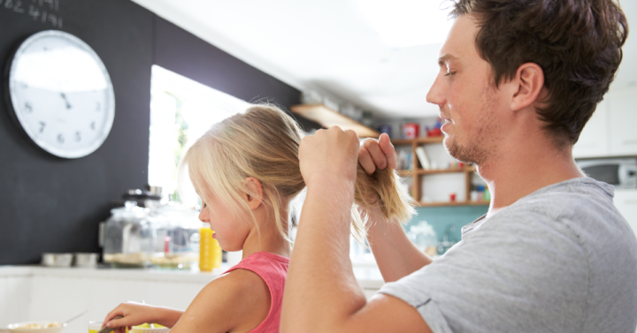 7 Everyday Ways for Dads to Give Stay-at-Home Moms a Break