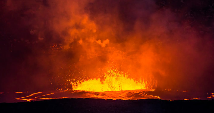Hawaii's Kilauea Volcano and the 10 Most Dangerous Volcanoes in the U.S.