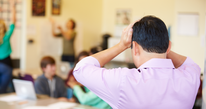 Top 3 Causes of Teacher Stress and How It Affects Students