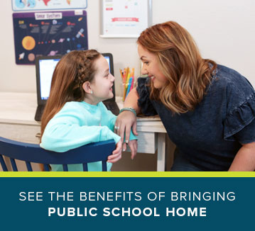See the benefits of bringing public school home!