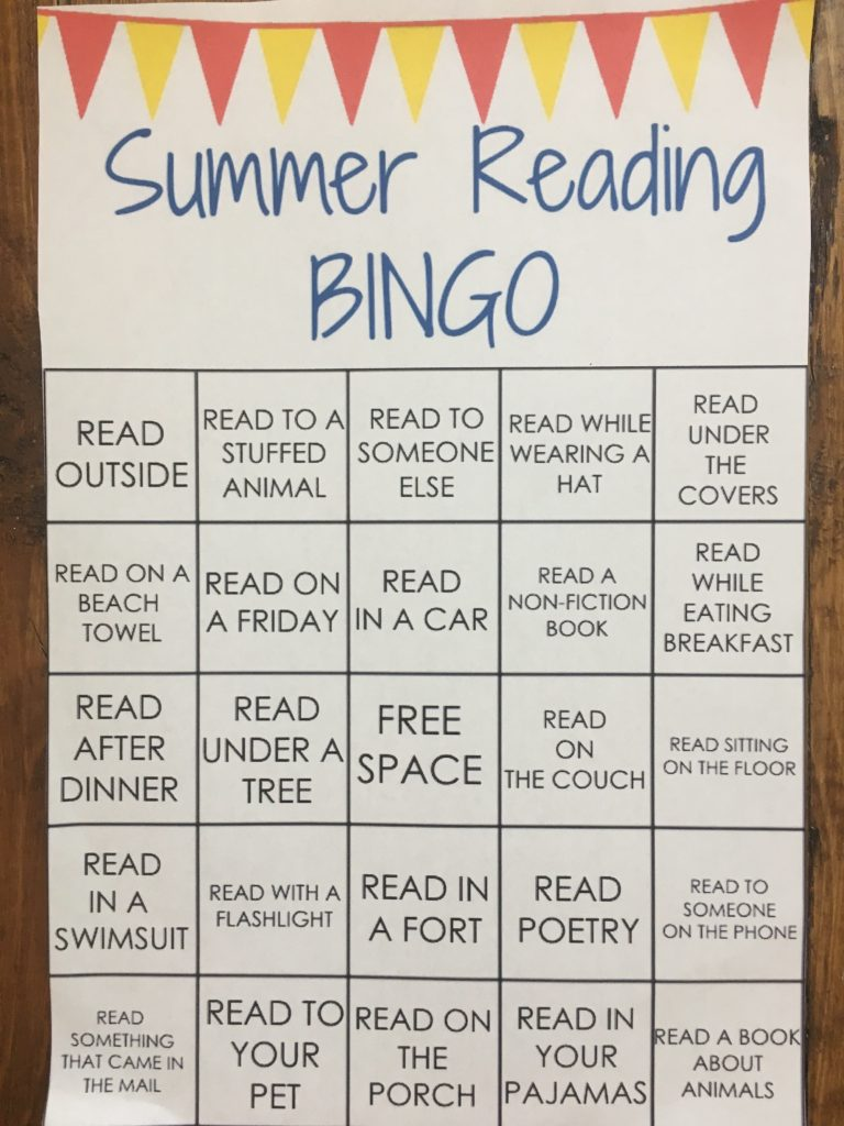 - 5 Activities To Encourage Summer Reading And Writing - Learning