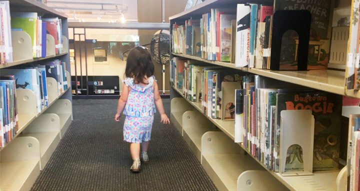 5 Reasons You Should Take Your Kids to the Public Library