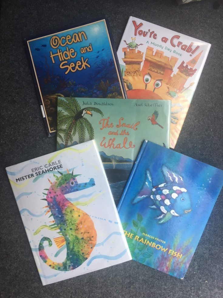 ocean-themed books
