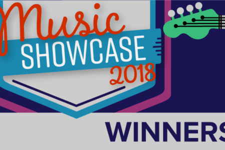 The 2018 Music Showcase was a success! Help us in congratulating all of our winners!