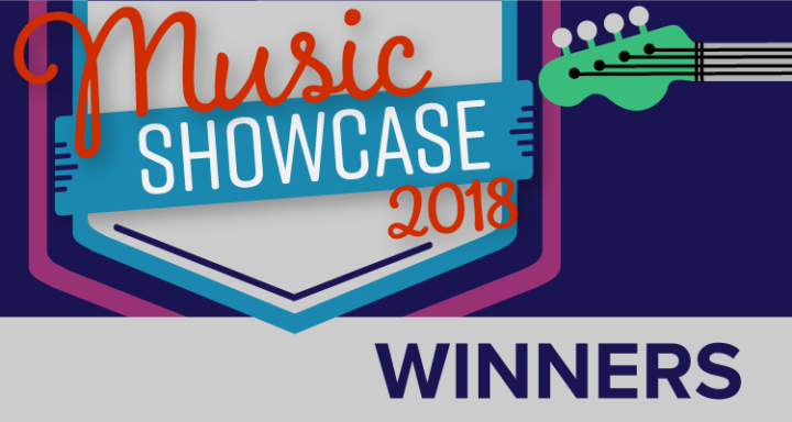 Students Shine as 2018 Music Showcase Winners