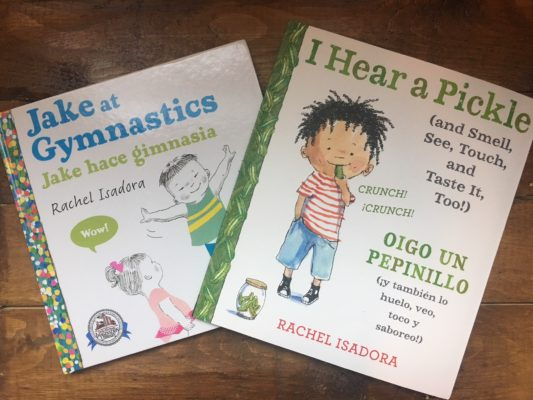 2 Spanish/English Bilingual Picture Books
