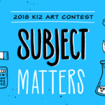 Kids' art is a fun way for students to explore their creative side. Share your favorite school subject in K12's 13th annual Art Contest for a chance to win!